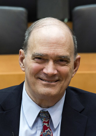 Former technical director of the National Security Agency (NSA) William Binney (Reuters/Thomas Peter)