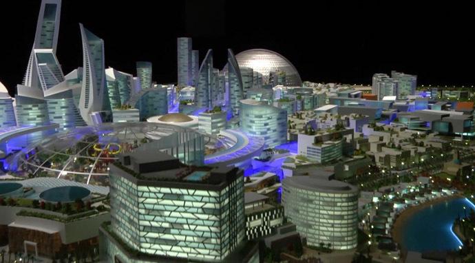 Still from YouTube video/Dubai Holding