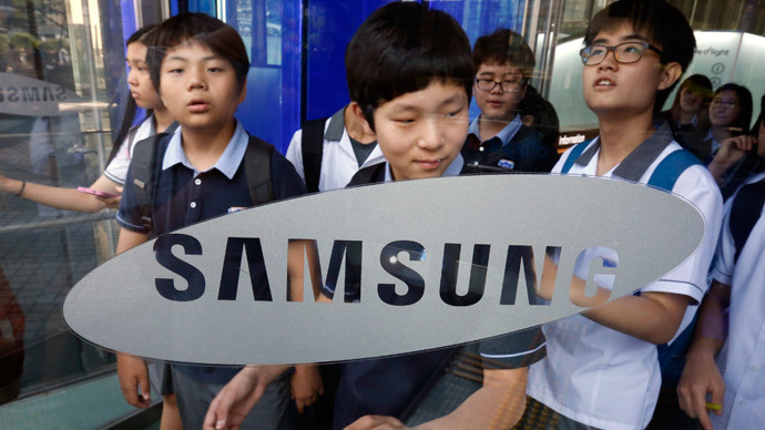 Samsung suspends business with Chinese factory after finding 'evidence' of child labor