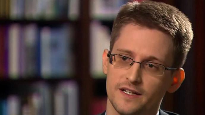 Edward Snowden.(AFP Photo / NBC)