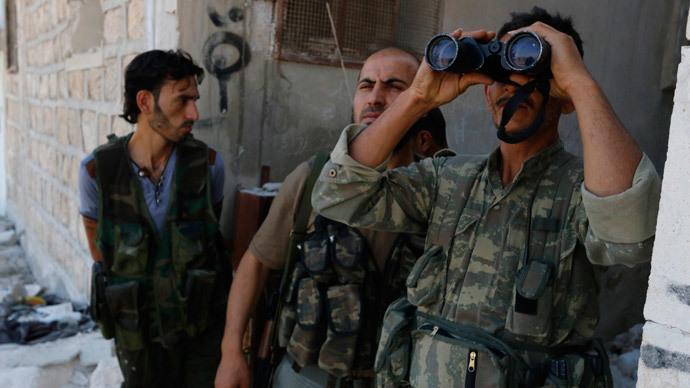 Reuters / Hosam Katan