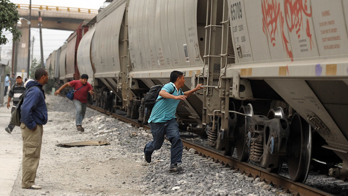 AFP Photo / Luis Acosta