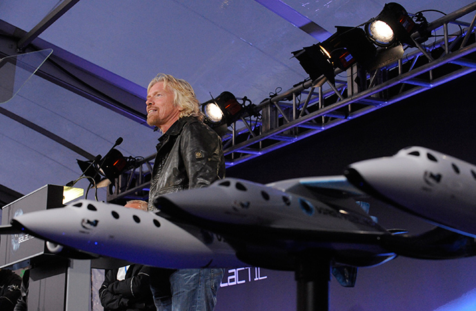 Sir Richard Branson (Reuters / Phil McCarten)