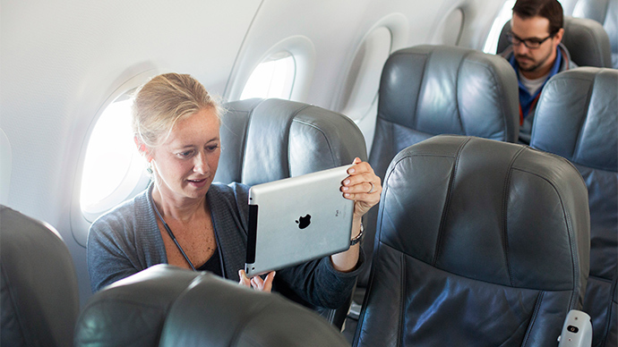 iPads and other electronic devices could trigger allergic reactions, rashes