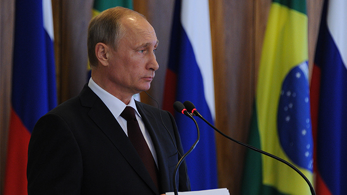 ​Putin: No plans for BRICS military, political alliance