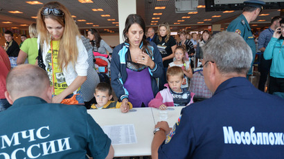 More benefits for Ukraine refugees urges Russian human rights body
