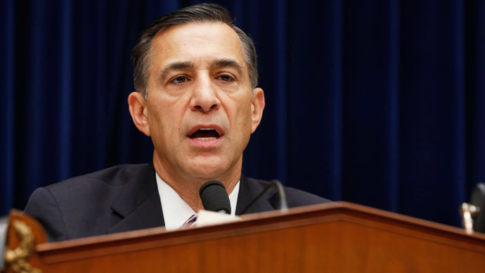 Rep. Darrell Issa (Reuters / Larry Downing)