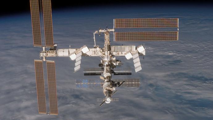 ISS (AFP Photo / NASA)