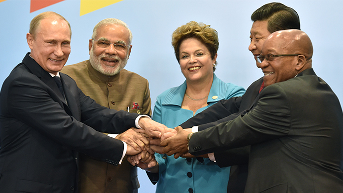 BRICS establish $100bn bank and currency pool to cut out Western dominance
