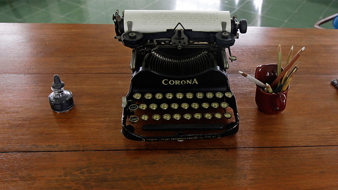 ​'No joke': Germany mulls using typewriters to combat US snooping