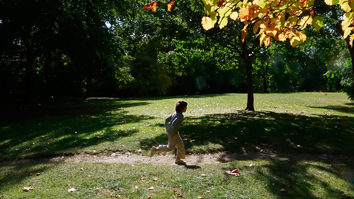 State overreach? Woman arrested, daughter in state custody for using park as childcare