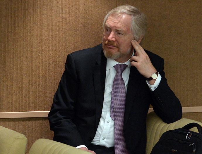 Russian Deputy Finance Minister Sergei Storchak (RIA Novosti/Vladimir Fedorenko)