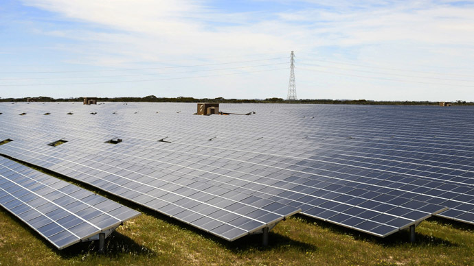 ​Australia's renewable investment hits 13-year low