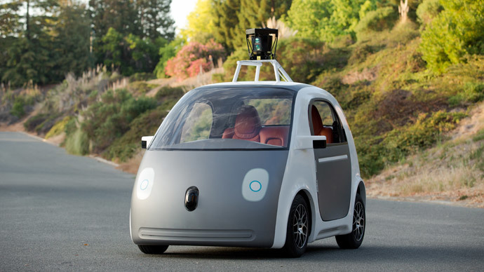 ​FBI warns driverless cars could become new 'lethal weapon' for terrorists