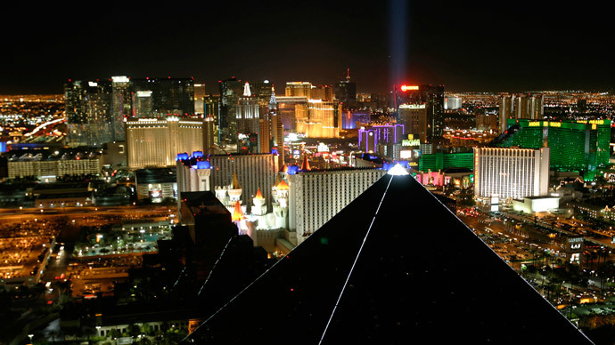 What happens in Vegas... may be getting wiretapped