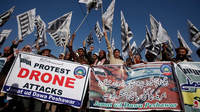 Deadliest US drone strike since 2013 reported in Pakistan