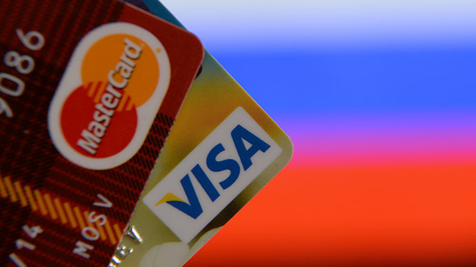 Russia launches China UnionPay credit card