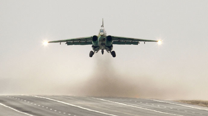 Moscow: Kiev allegations that Russian jet downed Ukraine plane absurd