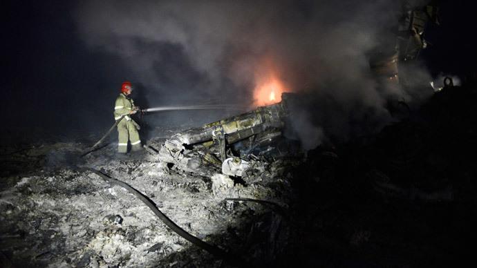 AFP Photo / Alexander Khudoteply