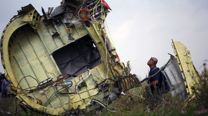 Lavrov: Russia won't take control of Malaysian plane's black boxes