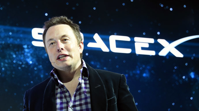 Elon Musk.(AFP Photo / Robyn Beck)