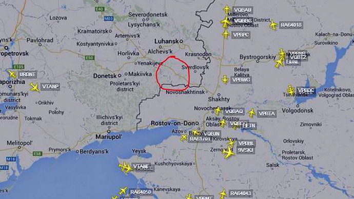 Flights rerouted: Planes avoiding Ukraine airspace after Malaysia Airlines crash