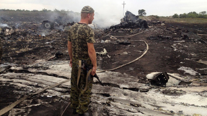 Questions over why Malaysian plane flew over Ukrainian warzone