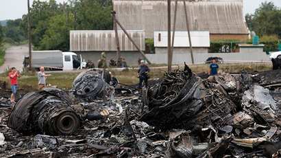 US confident surface-to-air missile brought down MH17 - Obama