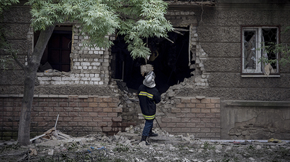 15 civilians killed and 53 injured in Lugansk shelling