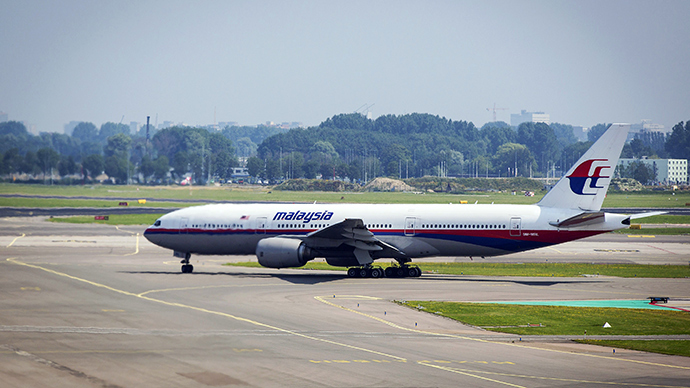 'Somebody watching over us': British family cheats death on flight MH17