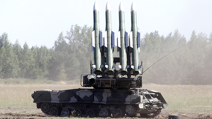 Moscow: No Buk missile systems or other weapons crossed Russia-Ukraine border