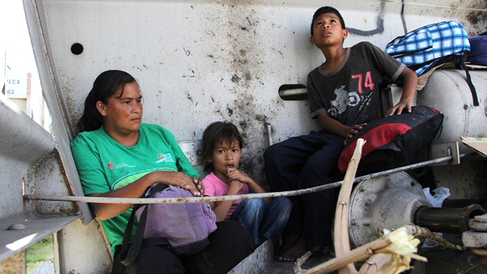 US mulling refugee status for Honduran children as Obama meets with C. American leaders