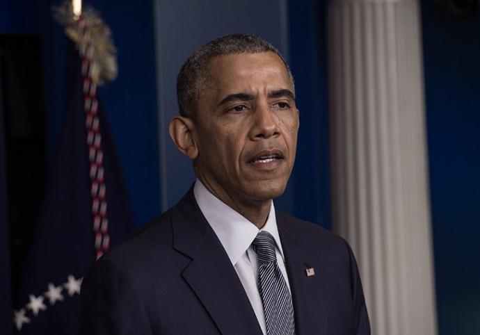 US President Barack Obama (AFP Photo / Nicholas Kamm)