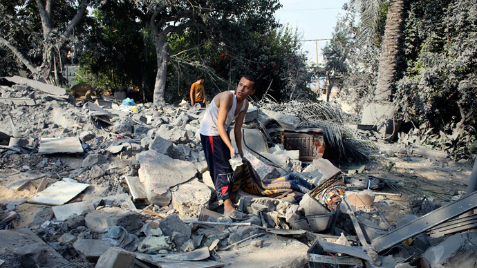 'Stop the genocide!' S. American leaders condemn Israeli operation in Gaza