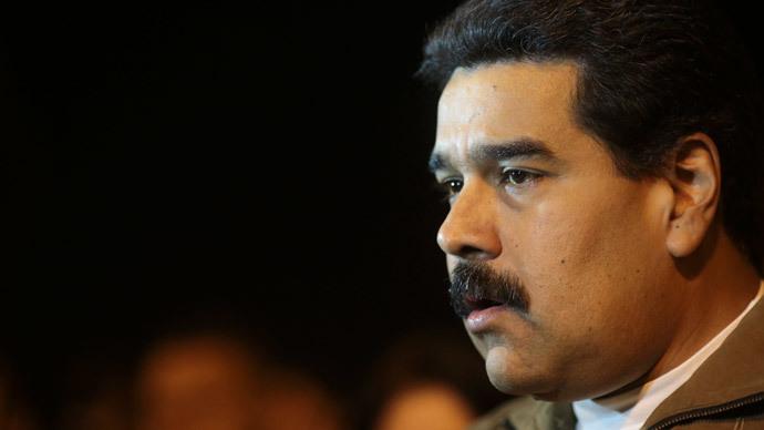 Venezuela's President Nicolas Maduro.(Reuters / Miraflores Palace)