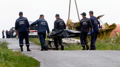 Ukrainian militia hand over MH17 flight recorders to Malaysia