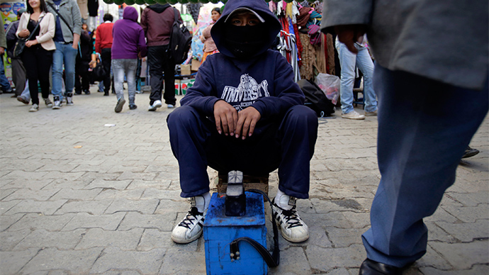 Bolivia legalizes labor of kids as young as 10