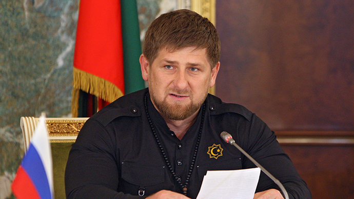 Chechen leader blasts Israel's 'unjustified cruelty' towards Palestinians