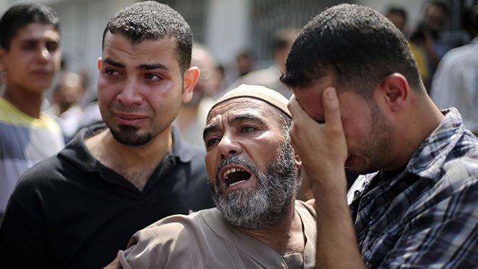 Israeli tank strikes Gaza hospital kill 4, scores injured - medics