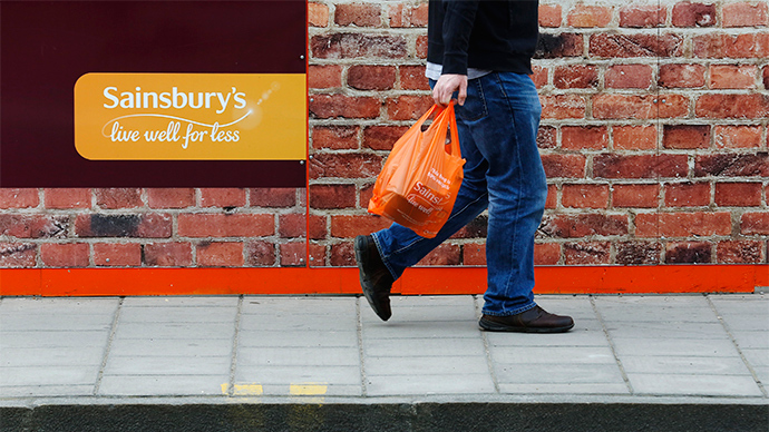 UK Supermarket first in world to be powered entirely by garbage