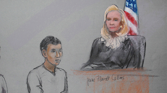 Friend of accused Boston Marathon bomber faces 25 years in prison