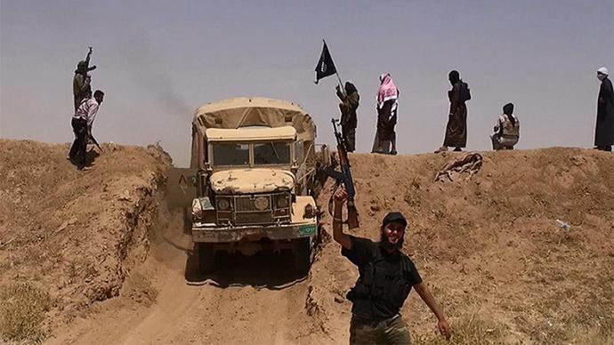 ISIS militants ransack Catholic monastery in Iraq