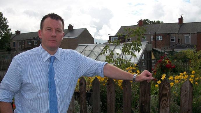 Former schoolteacher permanently struck off the UK's teaching register will lead the BNP