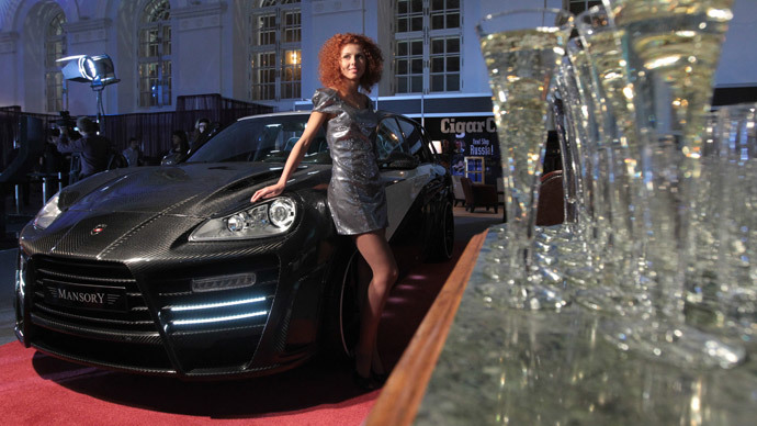 Russia to introduce new 'solidarity' tax on rich