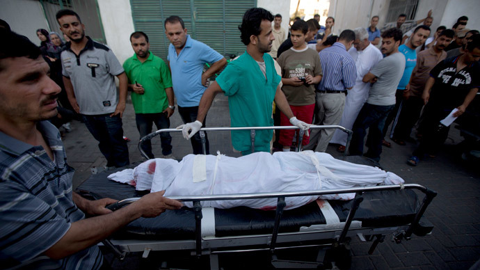 Over 600 deaths in Israeli Gaza op: Military hits mosques, stadium, homes, hospital