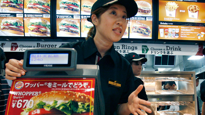 ​Burger King, Starbucks, Japanese branches of McDonalds joins China 'rotten food' scandal