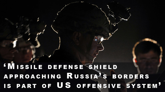 We will react to NATO build up! Key Putin quotes from defense policy address 12