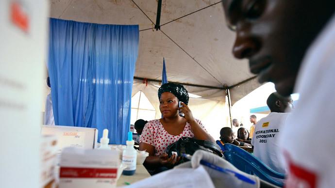 Reuters / Edward Echwalu
