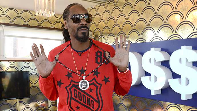 Snoop Dogg claims he smoked marijuana in the White House bathroom (VIDEO)