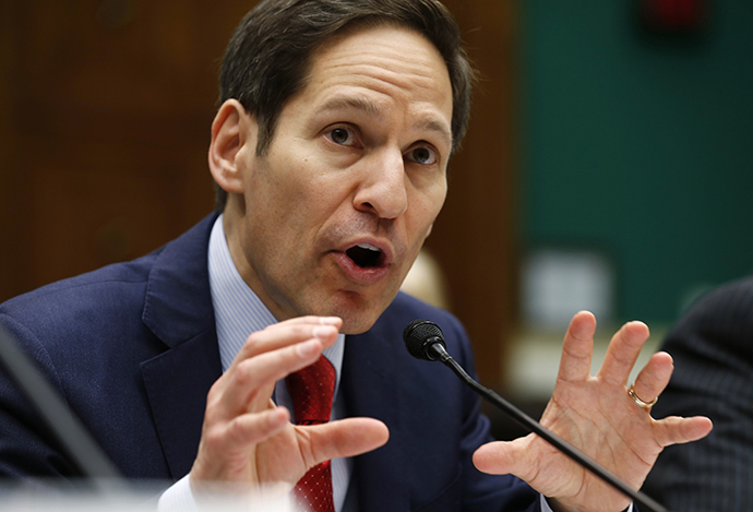 U.S. Centers for Disease Control and Prevention (CDC) Director Tom Frieden (Reuters / Kevin Lamarque)